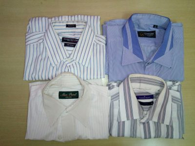 4 Shirts for Freecycling (Size L)